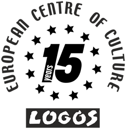 15th Anniversary of the Creative Communities Church of the Logos European Centre of Culture logo